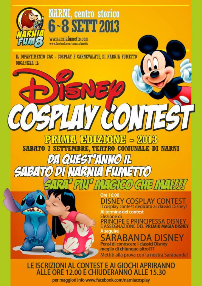 Disney Cosplay Contest