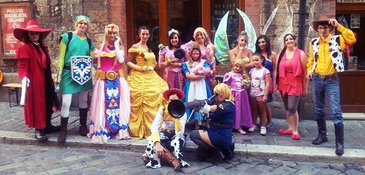 Narnia Fumetto Cosplay